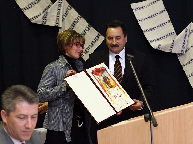 Rad Udruge žena Šemovci u 2011 piše Šignjar Višnja