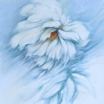 3. OBEĆANJE U VJETRU, 2008., pastel, 50x35