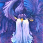 6. GLASNICA BOGOVA, 2008., pastel, 50x35