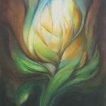 9. OTVARANJE, 2008., pastel, 50 x 35