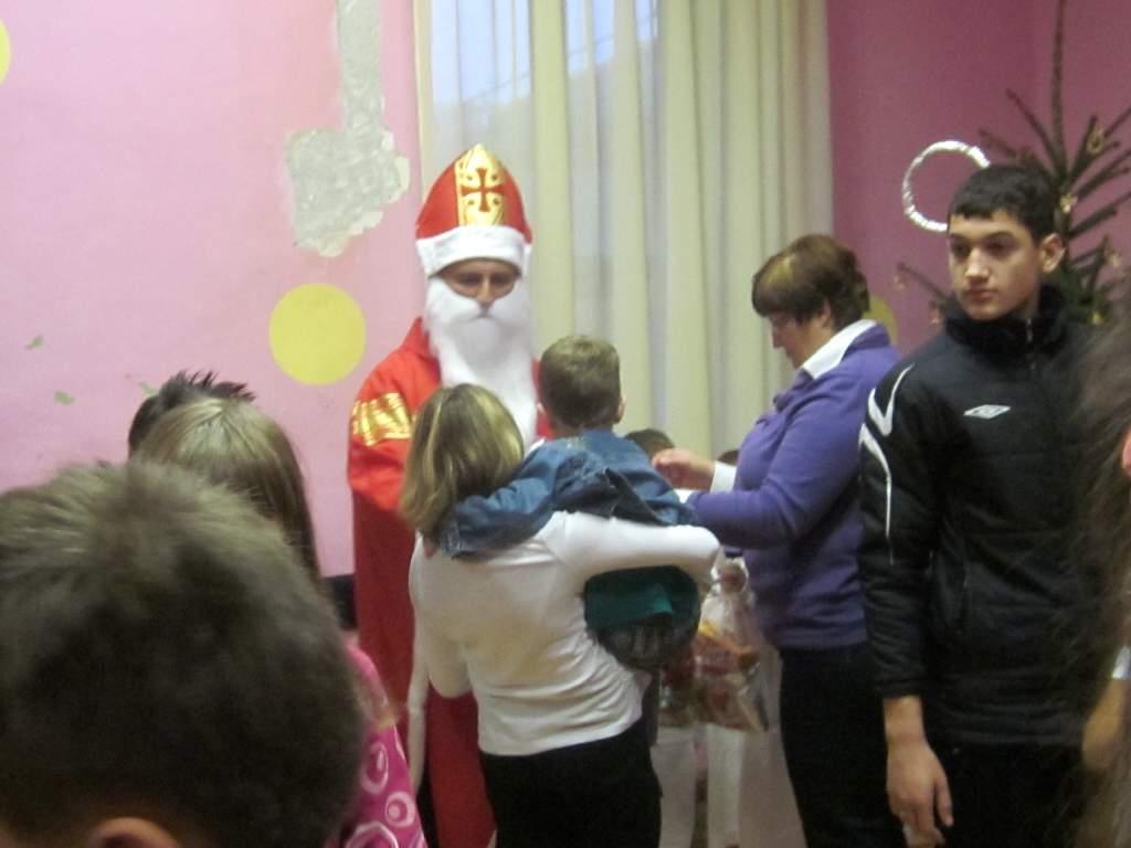Sv.Nikola u Osnovnoj školi  Šemovci!!!