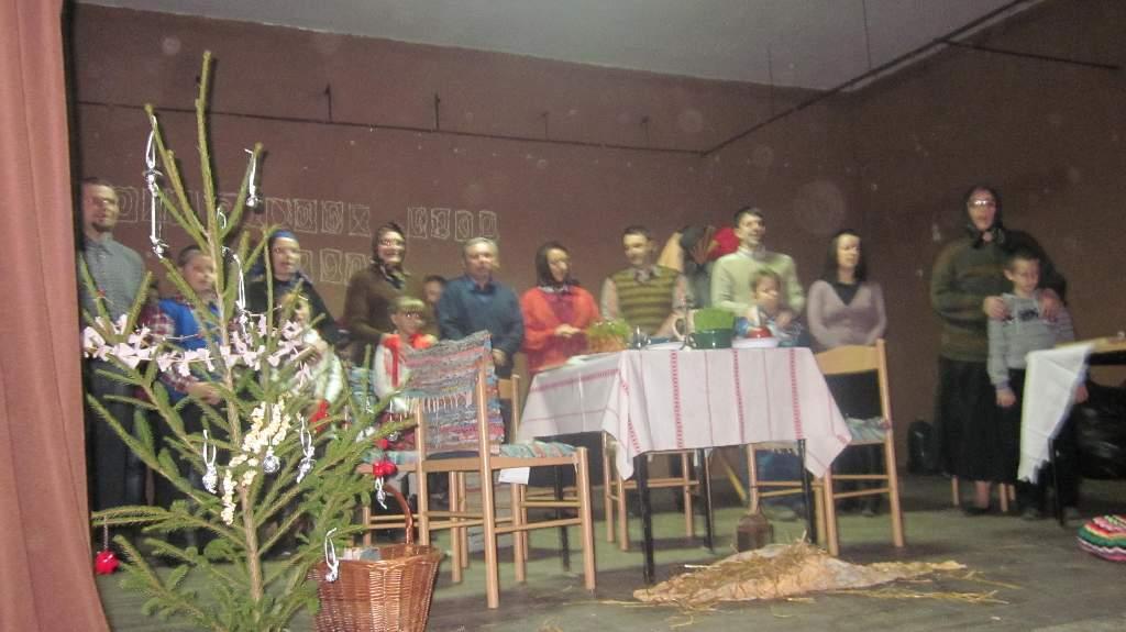 Božićna želja-kazališna predstava