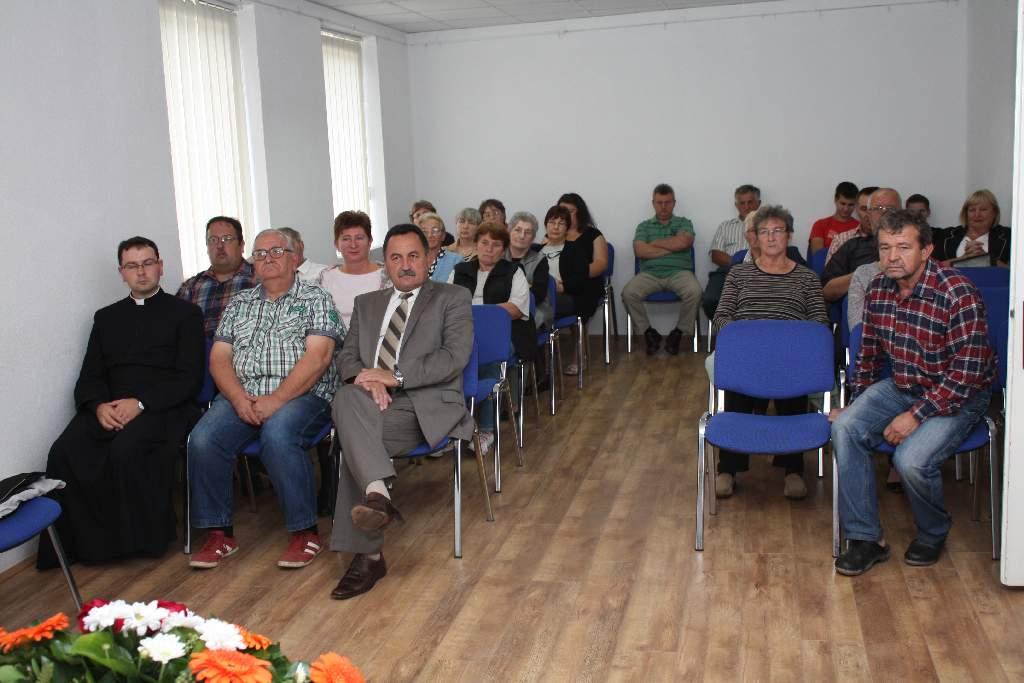 Svećana sjednica Mjesnog Odbora Šemovci