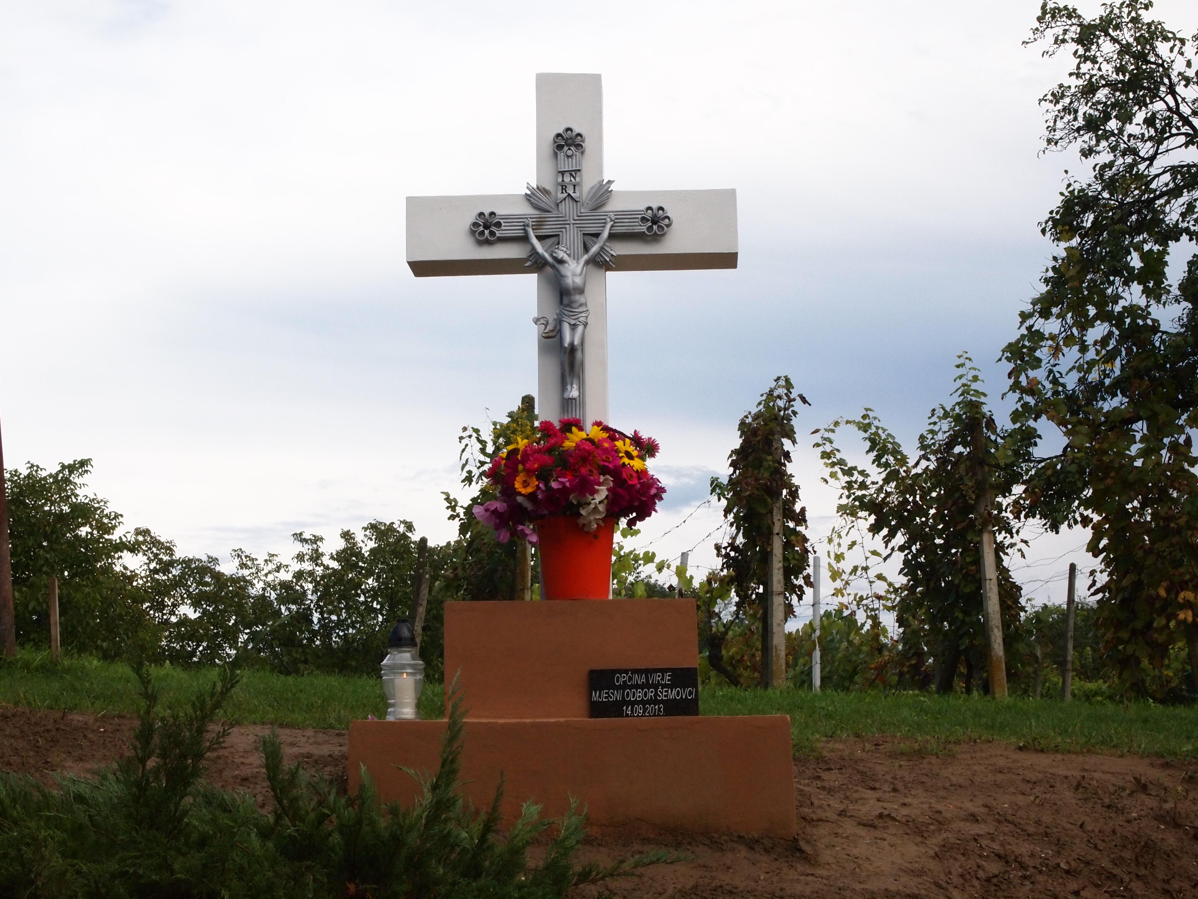 Dani mjesta - Posveta Križa nad Malim klanjcom !